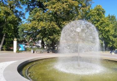 Zámecká fontána