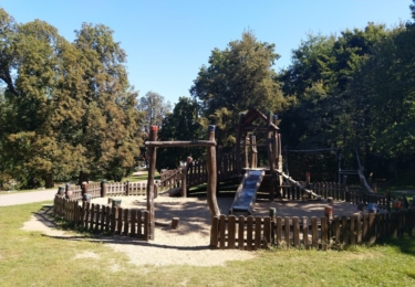 Park je i pro děti