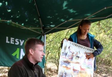 Návštěvníci mohli přiřazovat semínka k bylinám, podle pecek poznávat ovocné stromy, shlédnout výstavu vzácných starých odrůd jabloní či seznámit se s péčí o les a jeho obyvatele