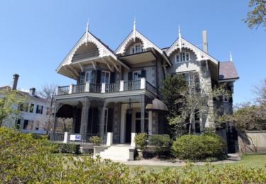 Sandřin domeček v New Orleans / Facebook