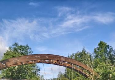 Most přes Vltavu