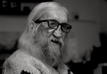 Z filmu Odborný dohled nad výkladem snu, na snímku Vratislav Brabenec