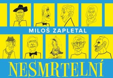Křest nové knihy Miloše Zapletala: Obálka knihy