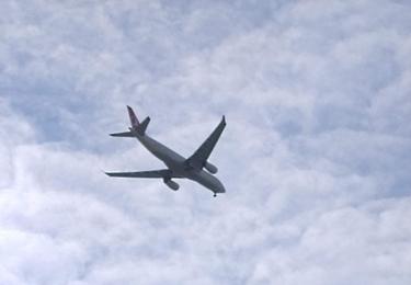 ...všude samá letadla