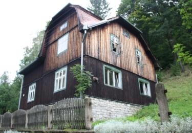 Takové krásné domy tam mají