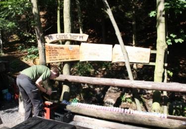 Lesní bar