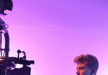 Adam Mišík rocker - promuje nový videoklip, foto Facebook