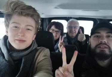 Adam Mišík podporoval Drahoše, foto Facebook