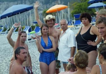 Anna Polívková: Tady to začalo, v Účastnících zájezdu, foto Falcon