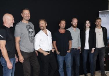 Tuto hvězdnou sestavu doplnila například australská herečka Sophie Lowe, která bude hrát Kateřinu, Marek Vašut a Jan Budař, kteří jsou svými rolemi nadšeni.