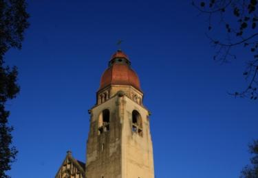 Kostel svatého Jana Nepomuckého ve Štěchovicích