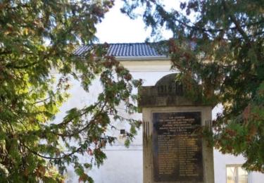 Pamětník pro padlé z 1. světové války
