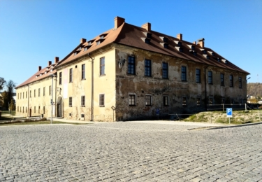 Zámek v Karlově Dvoru