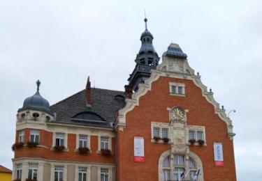 Hodonínská radnice