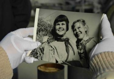 Radniční věž skrývala stovky zajímavých dokumentů z období po druhé světové válce, foto Pavel Konečný