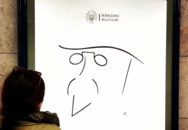 Vloni připravilo NM výstavu o TGM s názvem Fenomén Masaryk. Většina fotografií zde v galerii pochází právě z videa, pořízeného pro tuto výstavu