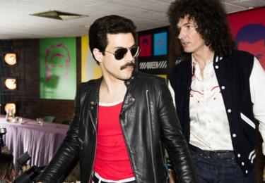 """""""Freddie byl obdařen naprosto nepopiratelnou přitažlivostí"""", pokračuje Malek."""