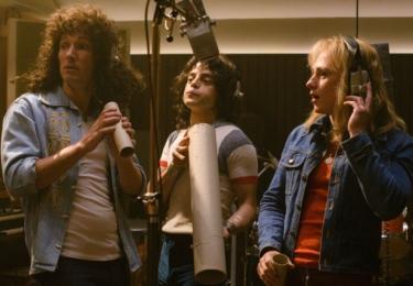 """""""S Bohemian Rhapsody jsme měli štěstí, protože jsme měli přístup ke všem původním hlasovým záznamům a původním nahrávkám kapely"""", říká Becky Bentham."""