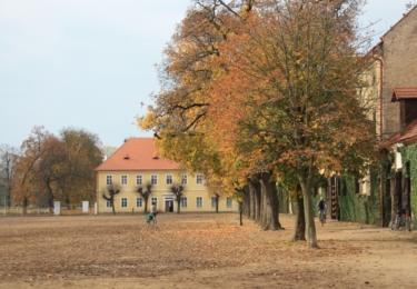 Hřebčín v Kladrubech nad Labem