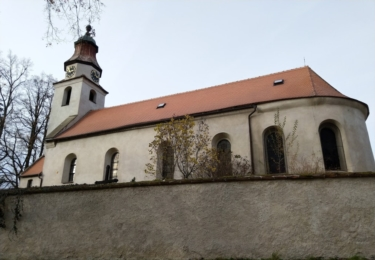 Kostel svatého Jana Křtitele v Jankově