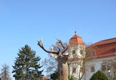 Myslivci se opět sešli k oslavám svého patrona sv. Huberta, foto Město Holešov