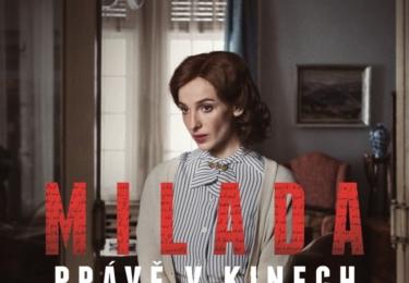 Vica Kerekes hrála sestru Milady Horákové, foto Bohemian Motion Picture