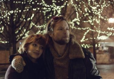 Vica Kerekes ve filmu Křídla Vánoc