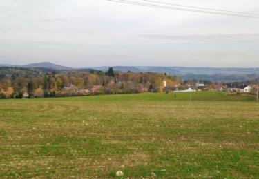 Výhled na Ratměřice
