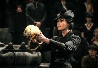 Vinda Rosierová. Fantastická zvířata: Grindelwaldovy zločiny. Foto Warner Bros. Pictures