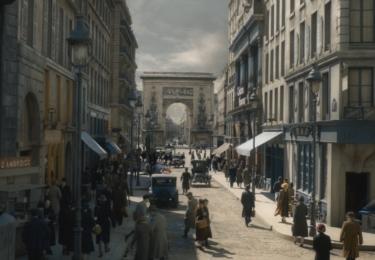 Jednička se odehrávala v New Yorku, dvojka převážně v Paříži. Fantastická zvířata: Grindelwaldovy zločiny. Foto Warner Bros. Pictures