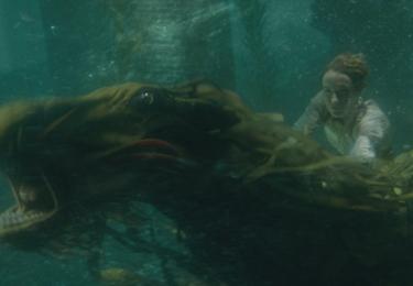Mladý Mlok. Fantastická zvířata: Grindelwaldovy zločiny. Foto Warner Bros. Pictures