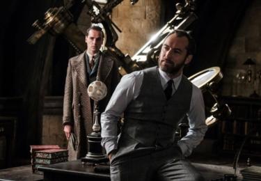 Brumbál. Fantastická zvířata: Grindelwaldovy zločiny. Foto Warner Bros. Pictures