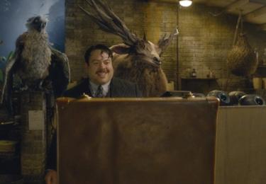 Jakob. Fantastická zvířata: Grindelwaldovy zločiny. Foto Warner Bros. Pictures