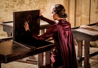 Leta Lestrangeová. Fantastická zvířata: Grindelwaldovy zločiny. Foto Warner Bros. Pictures