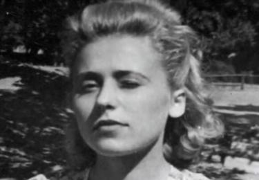 Ester Krumbachová, snímek z dokumentu Věry Chytilové Pátrání po Ester, foto Youtube / repro