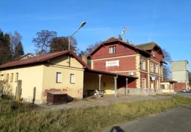 Pacovské nádraží