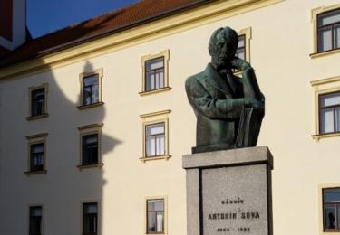 Památník rodáka Antonína Sovy
