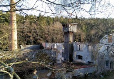 Bývalý Železný mlýn, věčná škoda ho
