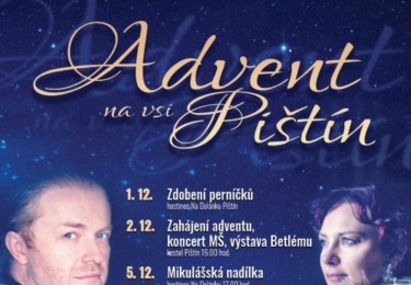 Advent v Pištíně