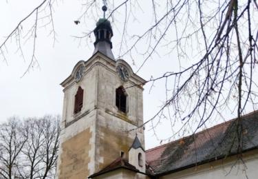 Kostel svatého Bartoloměje v Kosově Hoře