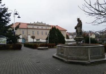 Zámek v Kosově Hoře