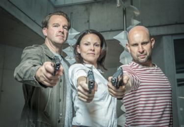 Posledním případem Marie Výrové v podání Kláry Melíškové z cyklu Detektivové od Nejsvětější trojice budou Živé terče v režii Jana Hřebejka.