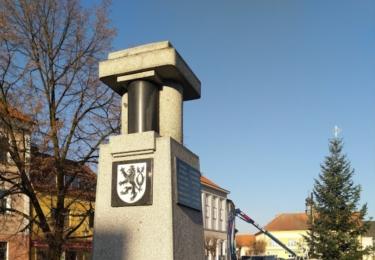 Pomník obětem války