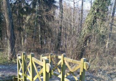Zámecký lesopark