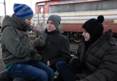 Vladimír Polívka v sociálním dramatu Poupata