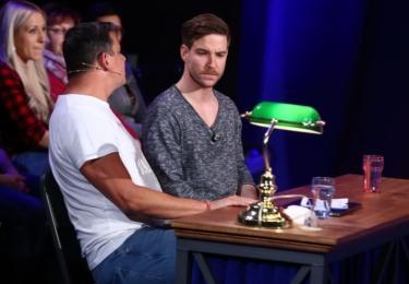 Vladimír Polívka jako host televizní Partičky