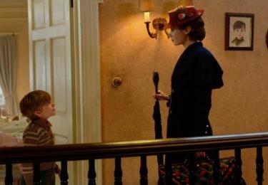 """""""Měla jsem jisté pochybnosti o tom, zda je to dobrý nápad, protože postava z prvního filmu se dost výrazně zapsala do obecného diváckého povědomí,"""" soudí Emily Blunt."""