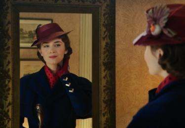 Herečka, jež má na své kontě filmy Lov lososů v Jemenu, Na hraně zítřka s Cruisem a Dívka ve vlaku, již s Robem Marshallem spolupracovala na filmu Čarovný les a byla poctěna tím, že si jí vybrali.