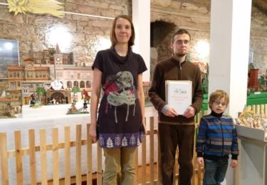 Kristýna Frelichová, Lukáš Snopek a jeho syn