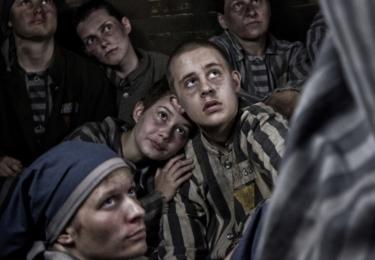 Vincent Navrátil v TV filmu Poslední cyklista, foto Total Film